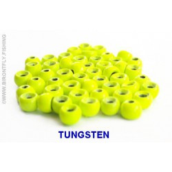 TUNGSTEN BEADS CHARTREUSE