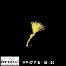 MP 47 OLD YELLOW MIDGES EMERGENT PUPA