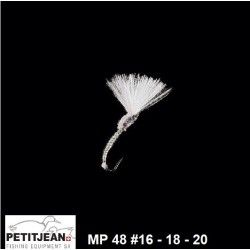 MP 48 LIGHT MALLOW MIDGES EMERGENT PUPA
