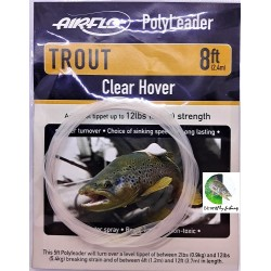 POLYLEADER TROUT CLEAR HOVER VAN AIRFLO