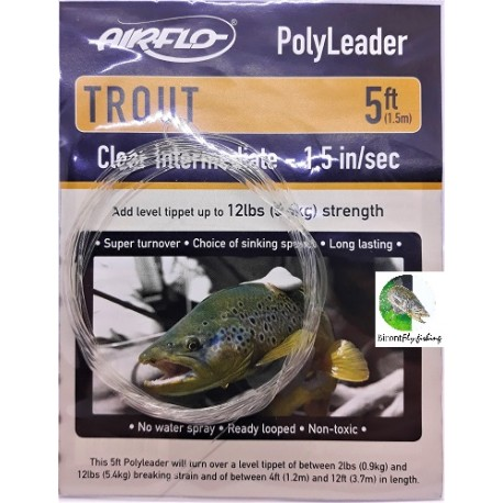 POLYLEADER TROUT 5 ft AIRFLO
