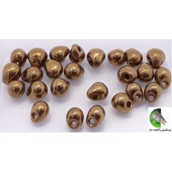 DARK BRONZE DROP BALL TNORIB