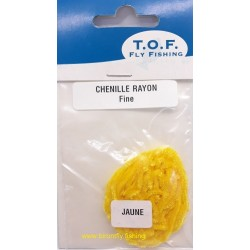 RAYON CHENILLE FINE FROM TOF