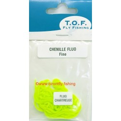 FINE FLUO CHENILLE FROM TOF