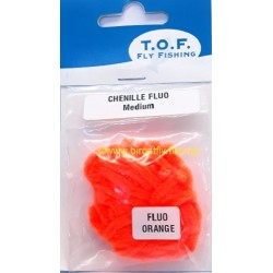 MEDIUM FLUO CHENILLE FROM TOF