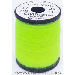 FLUO YARN from UNI PRODUCTS