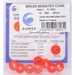 BRASS MONSTER CONE from EUMER