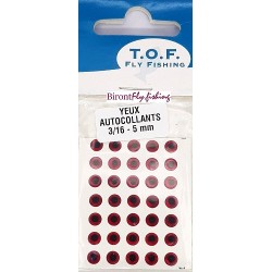 SELF-ADHESIVE EYES 5 MM from TOF