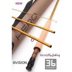 VISION FLY FISHING RODS SINGLES (SH) HERO