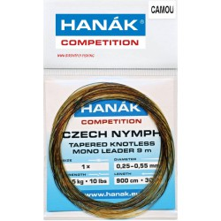 HANAK CZECH NYMPH MONO LEADER CAMOU