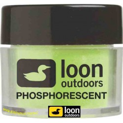 FLY TYING POWDER PHOSPHORESCENT LOON
