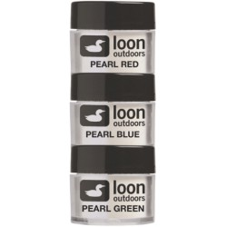FLY TYING POWDERS FLASH SERIES LOON