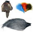 FUR - FEATHERS - DUBBING